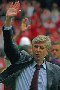 Det ble ingen jublende avskjed for Wengeri Arsenal. (CC BY 2.0) avRonnie Macdonald